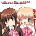 KSL Live World 2008 〜Way to the Little Busters! EX〜 Key Sounds Label