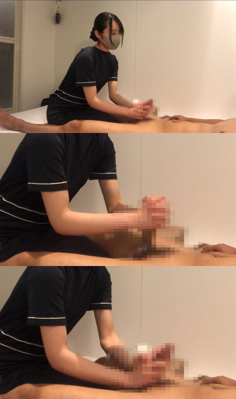 【五反田】出張ローション手コキ隠し撮り【最年少・神埼(18歳)】のサンプル画像2