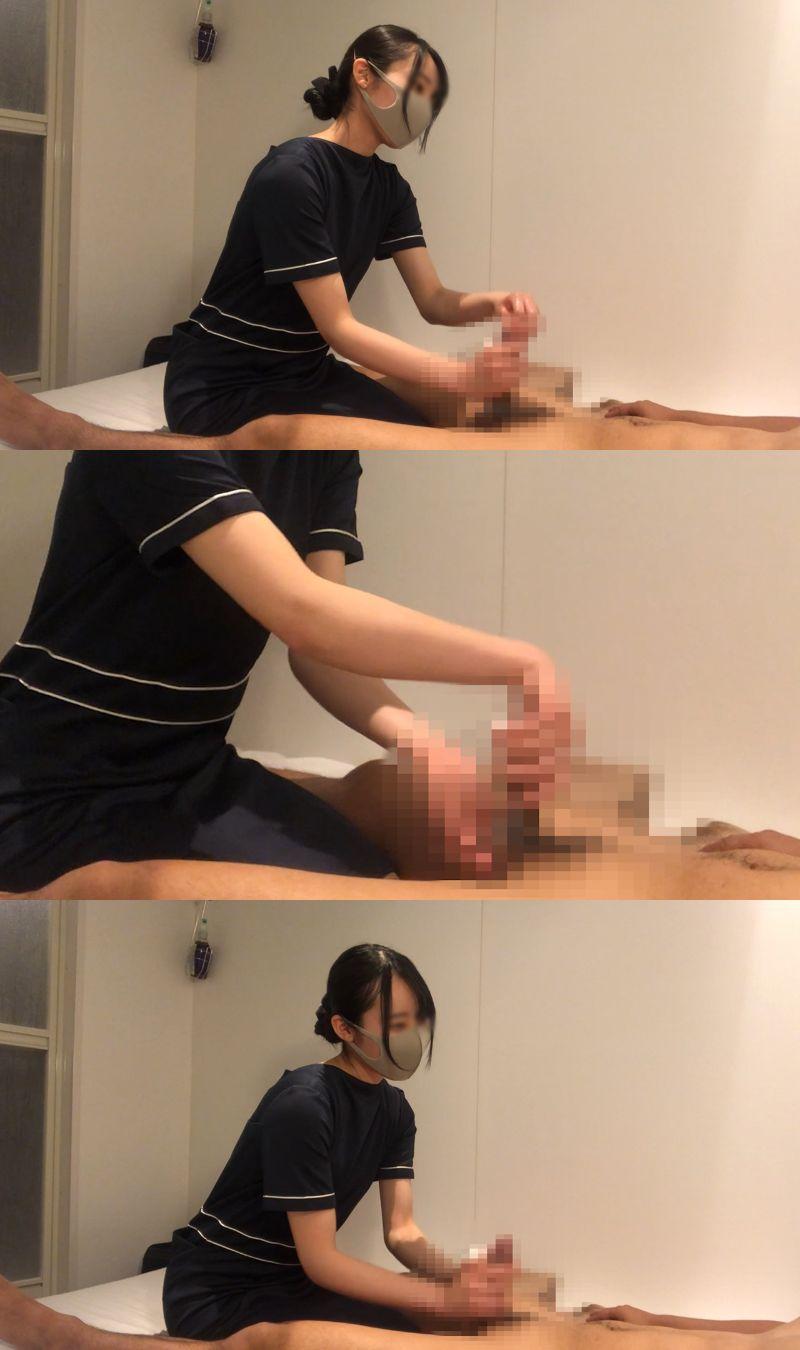【五反田】出張ローション手コキ隠し撮り【最年少・神埼(18歳)】のサンプル画像3