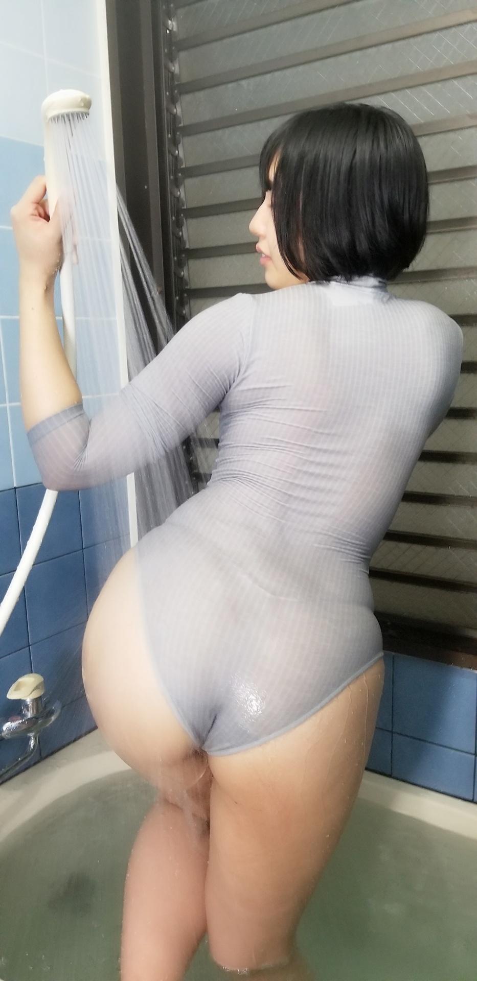 尻ろむ25 ももちの ‐風呂掃除の女&2017のサンプル画像3