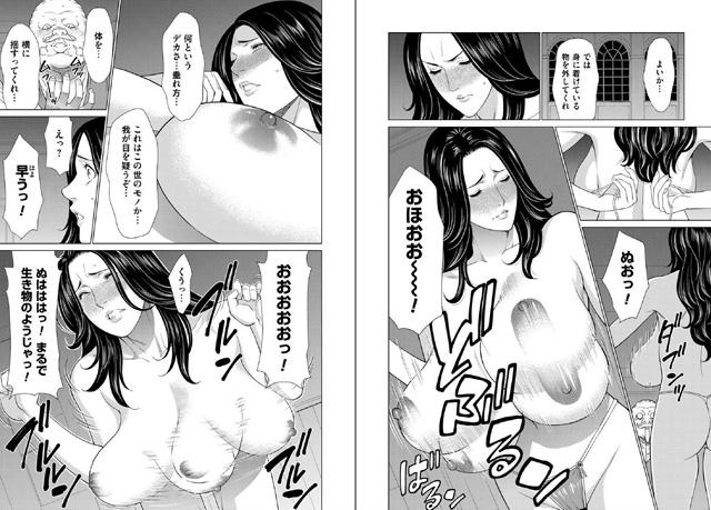 コミックマグナム 【Vol.134】のサンプル画像