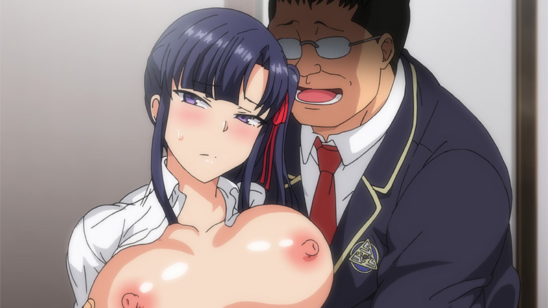 OVA催眠性指導#3 宮島桜の場合のサンプル画像2