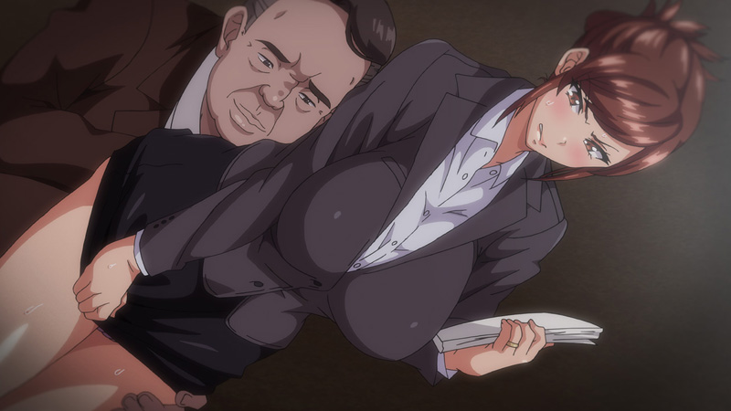 OVA向日葵ハ夜ニ咲クのサンプル画像3
