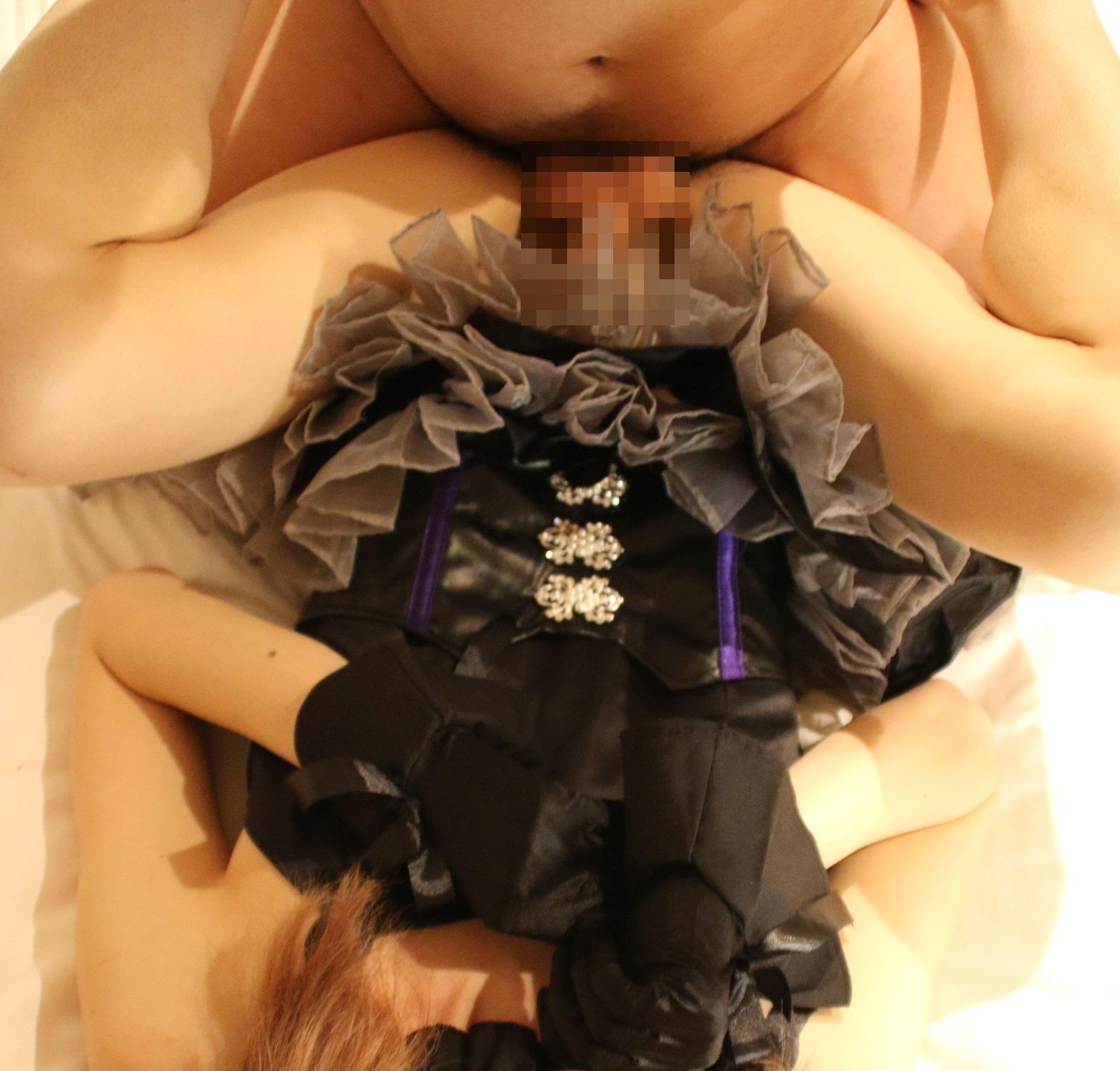 男の娘コスプレ体験・なゆ02のサンプル画像3