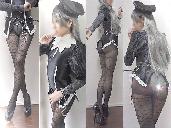 セクシーパンスト☆カ○ンCOS